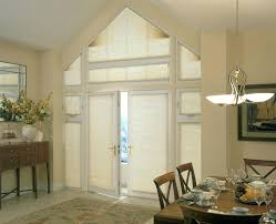 sidelight window treatments dining room traditional with odd