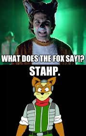 What Did The Fox Say Meme - what does the star fox say by moodyshooter on deviantart