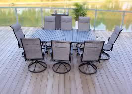 Aluminum Patio Furniture Sets - pebble lane living