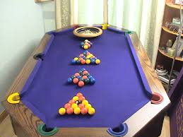 l shaped pool table has there been a pool table with more than six pockets archive