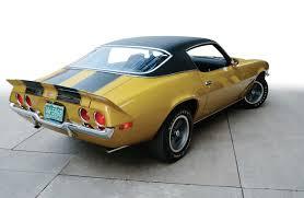 camaro z28 72 1972 chevrolet camaro z28 high rod