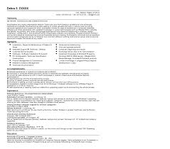 Resume Samples In Usa by Network Technician Resume Sample Quintessential Livecareer