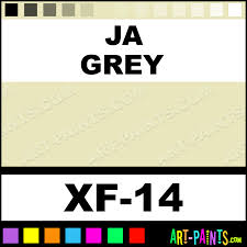 ja grey color acrylic paints xf 14 ja grey paint ja grey