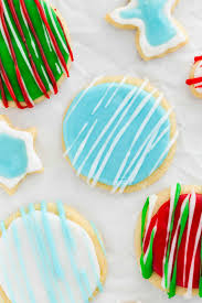 best tasting sugar cookie icing baked by an introvert