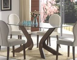 Beautiful Black Glass Dining Room Table Ideas Home Design Ideas - Dining room table glass