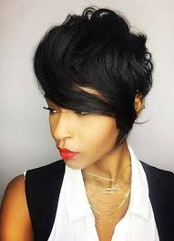stacked haircuts for black women 100 short hairstyles for women pixie bob undercut hair