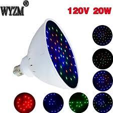 300 watt pool light bulb aliexpress com buy usa local shipping 120v 20w led swimming pool