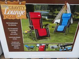 Bliss Zero Gravity Lounge Chair Zero Gravity Lounger Chair Recliner With Side Table By Timber