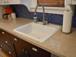 How To Clean White Porcelain Kitchen Sink Modern Kitchen Porcelain Kitchen Sink Kohler Modern
