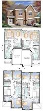 townhouse floor plans designs duplex townhouse floor plans apeo