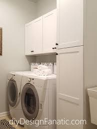 Diy Clothes Dryer Diy Design Fanatic Laundry Room Makeover
