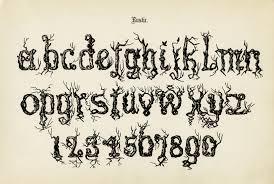 20 rustic alphabet fonts images vintage rustic fonts free