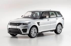 range rover silver 2016 range rover sport svr 2016 indus silver modellisimo com scale