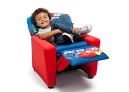 cars upholstered recliner chair delta children u0027s products