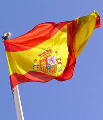 My National Flag My Kitchen In Spain Flying The Flag At The Dinner Table