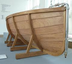 vasche da bagno legno vasca da bagno in legno moderna la sorprendente bathboat bcasa