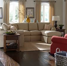 Slipcovered Sectional Sofa by Jenny 16100 Slipcover Sectional W Down Blend Sofas And Sectionals