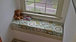 Making A Bay Window Seat - no sew window seat cushions fairfield world craft projects