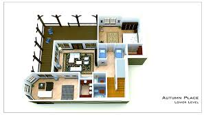small cottage plan small cottage plan with walkout basement cottage floor plan