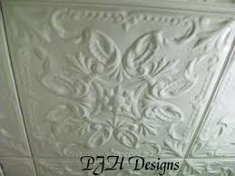 Decorative Ceiling Tiles Home Depot Pjh Designs Hand Painted Antique Furniture Tin Ceiling Tiles