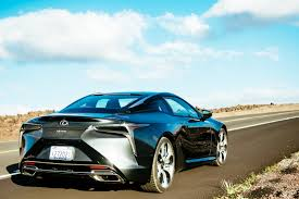 lexus lc luxury coupe test drive lexus lc 500 cool hunting