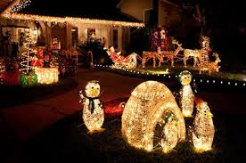 lighted outdoor decorations lovetoknow