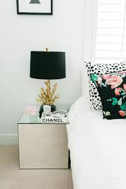 Black White Gold Bedroom Ideas Bedroom White Gold Bedroom Pop Of Color Home Decor Sfdark