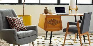 desks modern office furniture jonathan adler