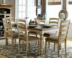 dining table white country dining table set antique