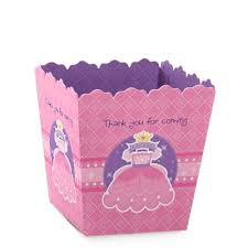 princess candy bags candy box princess kids party bags