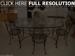 wrought iron dining room furniture dining rooms