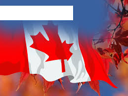free canadian flag backgrounds for powerpoint flags ppt templates