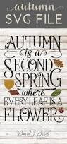 welcome fall in with this great autumn svg file perfect for