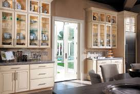 Kitchen Cabinets Luxury Waypoint Living Spaces Style 610 In Painted Hazelnut Glaze