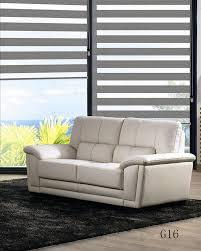 custom made shade translucent roller zebra blinds in beige