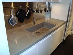 kitchen countertop options new kitchen pictures concrete kitchen countertops with sink