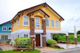 House Features Bellefort Estates Vivienne House Model House And Lot For Sale In