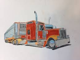 buy kenworth w900 kenworth w900 custom with trailer by emmanuelsworld105 on deviantart