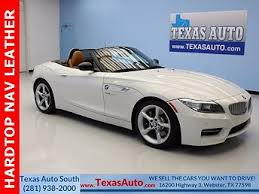 bmw z4 convertable used bmw z4 for sale with photos carfax