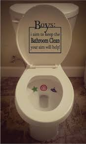 keep the bathroom clean toilet items similar to boys i aim to keep the bathroom clean your aim