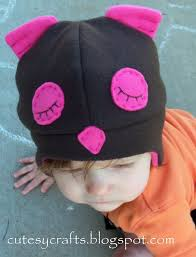 halloween hats for babies baby owl hat cutesy crafts