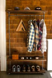 best 25 rolling clothes rack ideas on pinterest clothing