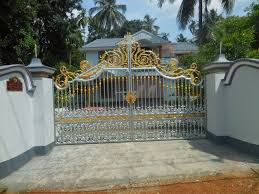 kerala gate designs for front entrance home house arafen