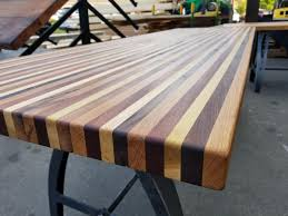 solid wood butcher block countertops end grain island tops table 973 299 6100 butcher block counter tops are an excellent choice to add natural warmth and beauty to your kitchen they are durable easy to maintain and can