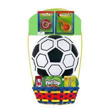 sports easter baskets soccer sports easter basket seasonal easter baskets