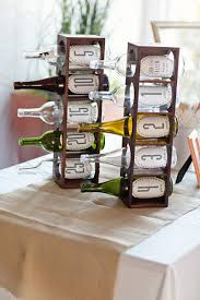 guest book wine bottle missouri river valley wedding by hessel photography write