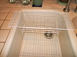 Kitchen Sink Dish Rack Frugality The Child Of Necessity About Money