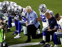 Football Player Meme - cowboys furious over fake news meme over protesting players