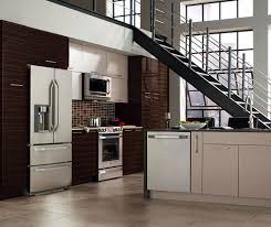 Thermofoil Kitchen Cabinet Doors Pamli Cabinet Door Style Contemporary Thermofoil Cabinetry