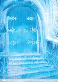 christmas photo backdrops fab drops frozen doors photography backdrop